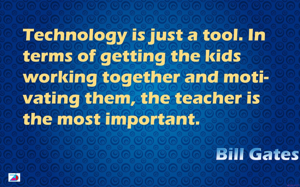 technology-a-tool