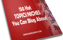 150 Hot Topics You Can Blog About.