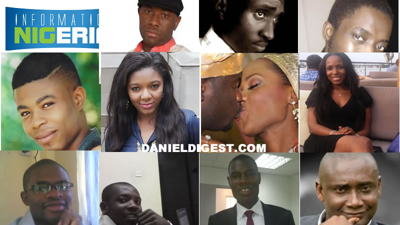21 Outstanding Popular Nigerian Bloggers to Watch 2014
