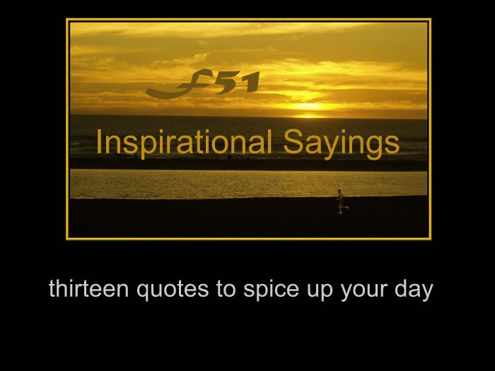 13  Quotes to Spice Up Your Day