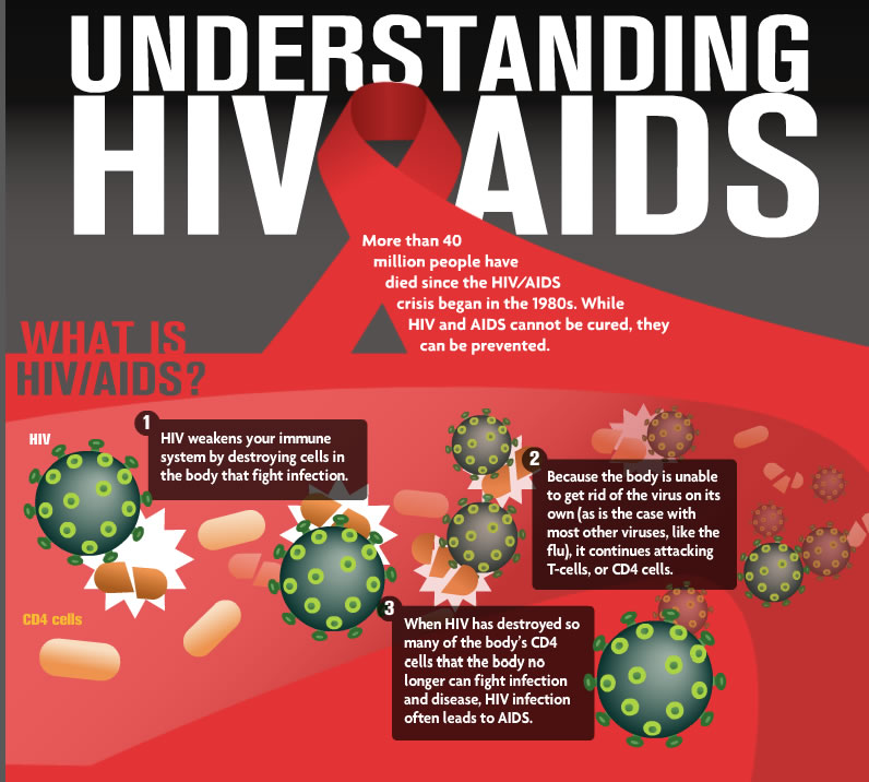 20 Things You Don't Know About HIV/AIDS (World AIDS Day)