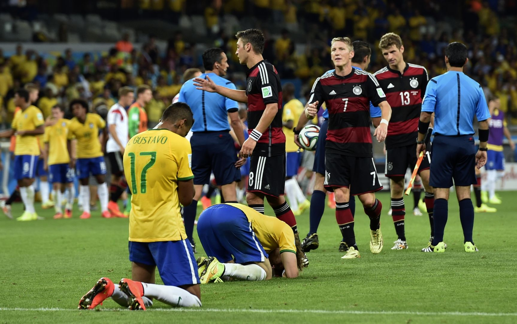 10 Things You Should Learn From Brazil Shameful Loss in The Last World Cup.