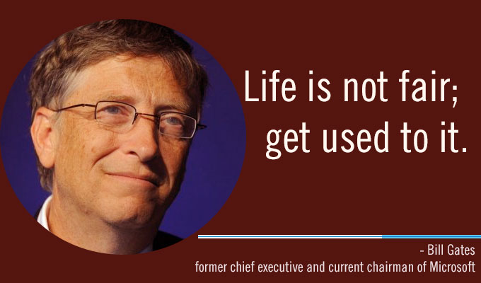 40 Quotes on Business, Politics and Innovation by Bill Gates.