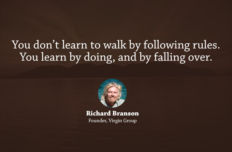 Top 20 Quotes by Richard Branson to Motivate You to Success